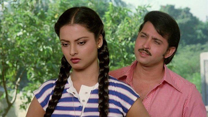 Красавица   Khubsoorat   1980: Рекха, Ракеш Рошан