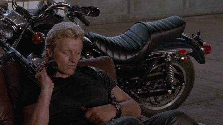 Взять живым или мертвым / Wanted: Dead or Alive (1987) боевик, триллер, драма, криминал