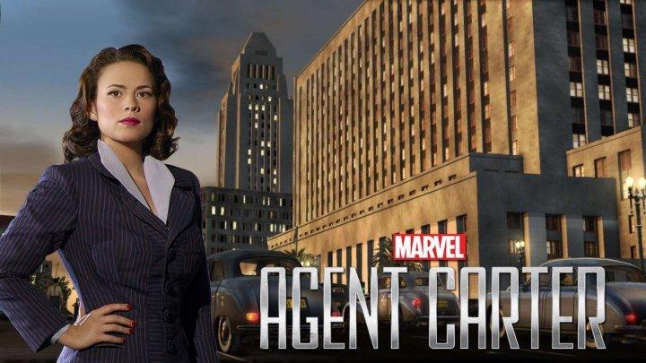 Короткометражка Marvel Агент Картер (2013) короткометражка, фантастика,