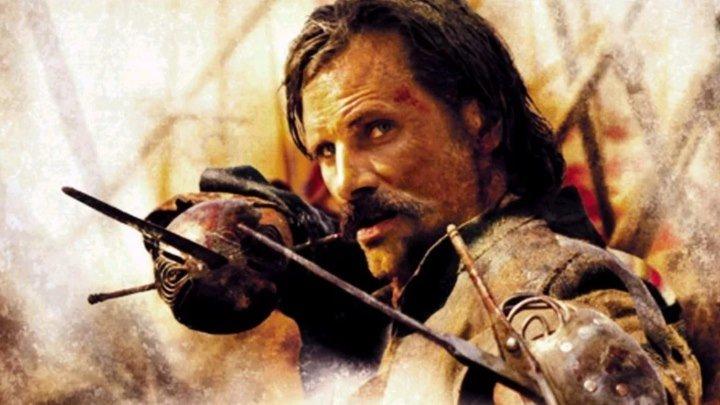 Капитан Алатристе (2006) триллер, драма, мелодрама, приключения, военный, история