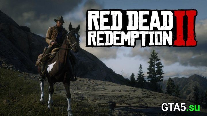 Геймплейный трейлер Red Dead Redemption 2