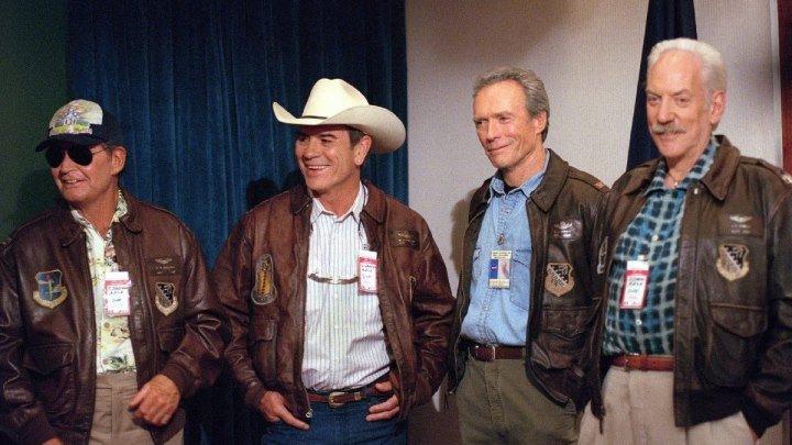 Космические ковбои / Space Cowboys, 2000