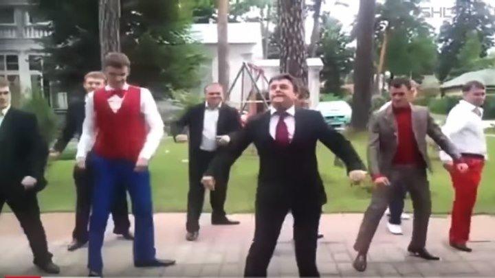 Крутые и смешные танцы!