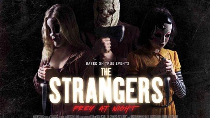 Незнакомцы: Жестокие игры (2018) Ужасы НОВИНКА!