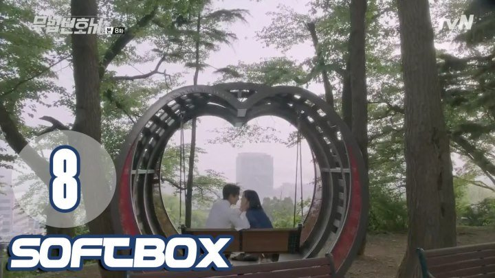 [Озвучка SOFTBOX] Беззаконный адвокат 08 серия