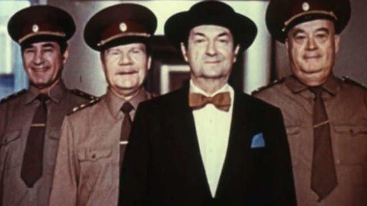 Выстрел в гробу (Украина 1992) Комедия, Криминал, Музыкальный фильм _ 2 серии