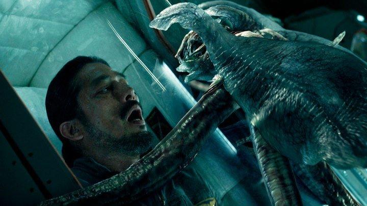 ЖИBOE 2OI8 HD ужасы, фантастика, триллер
