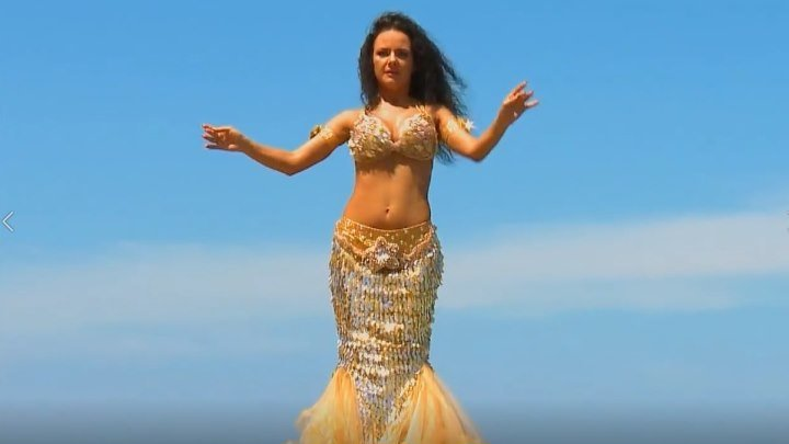 "Belly Dance - Танец живота ""Русалки""... Очень красиво!"