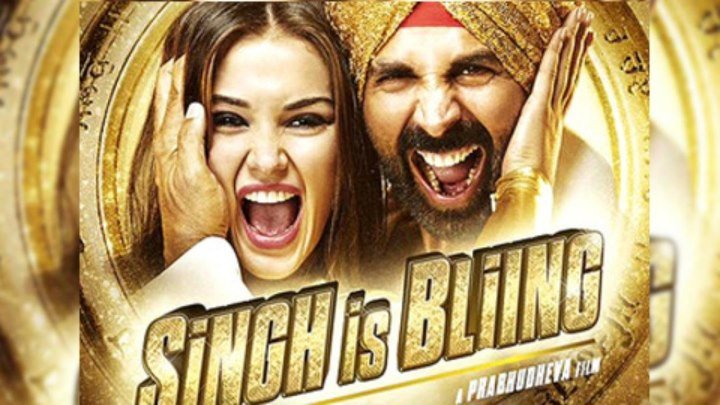Король Сингх 2 (2005) Singh Is Bliing