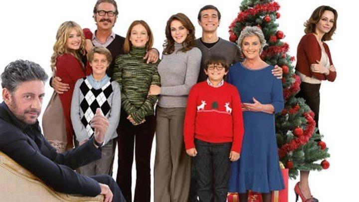 Идеальная семья 2012 Италия комедия