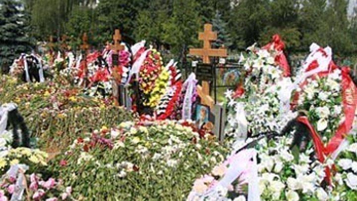 Почему так много могил на 64 ребёнка?