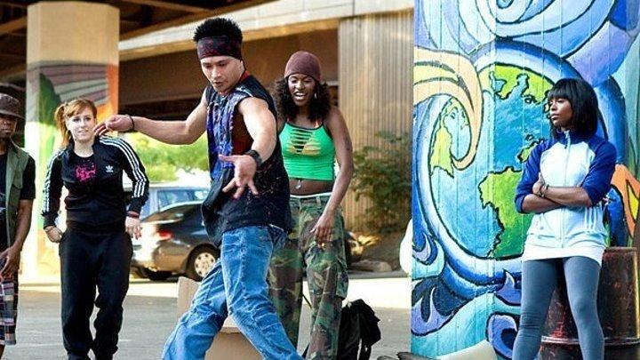 Шаг вперед 2: Улицы. драма, мелодрама, музыкa