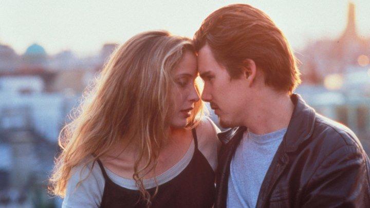 Перед рассветом (1995) Драма, мелодрама