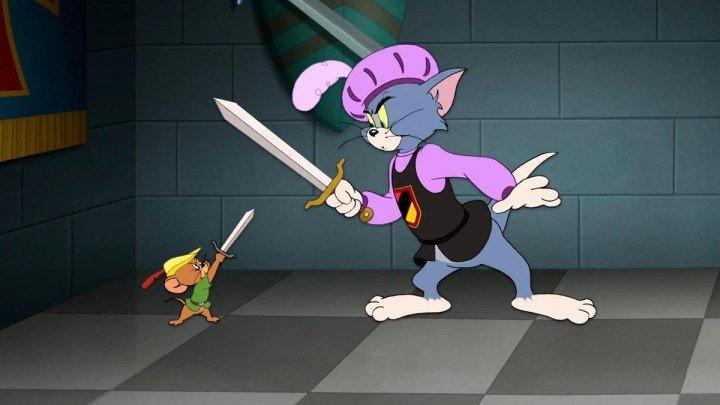 Том и Джерри_ Робин Гуд и Мышь-Весельчак. Мультфильмы семейный