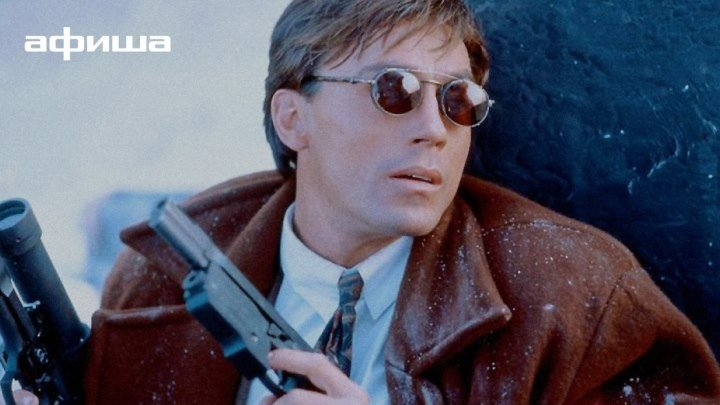 Немезида (1992) фантастика, боевик, триллер