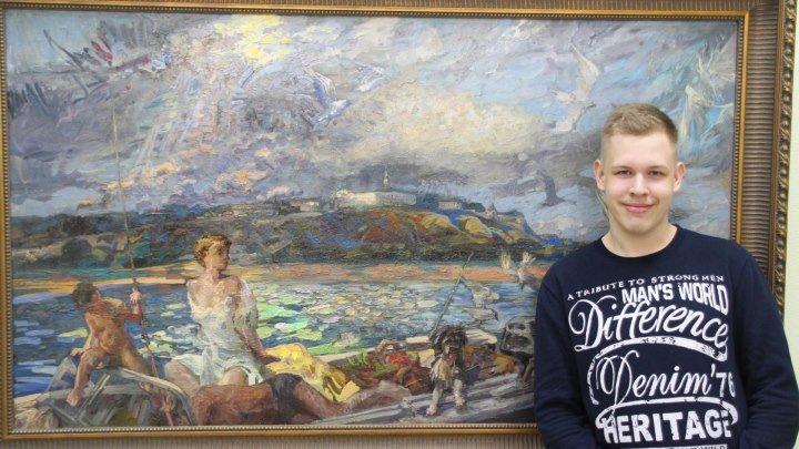 Здесь был Максим 4 сезон 8 выпуск в Арт-галерее Щетининых в Барнауле!