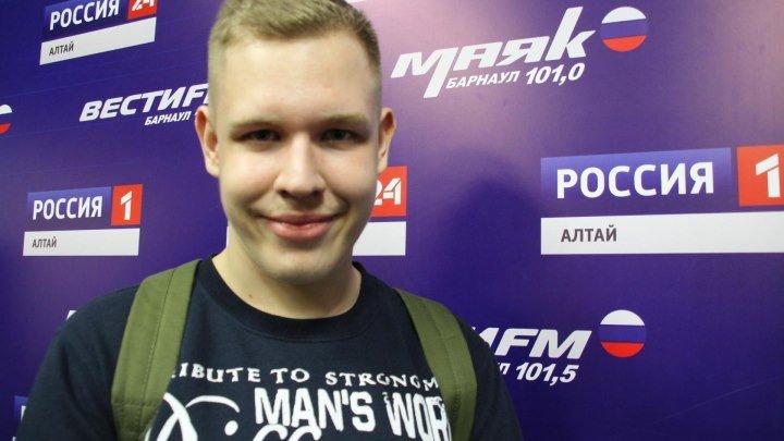 Здесь был Максим 4 сезон 10 выпуск на телеканале Россия 1 в Барнауле