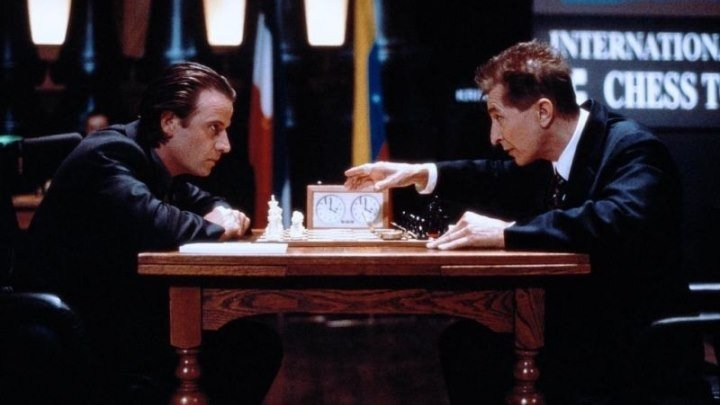 Ход королевой 1991 триллер, драма, криминал, детектив