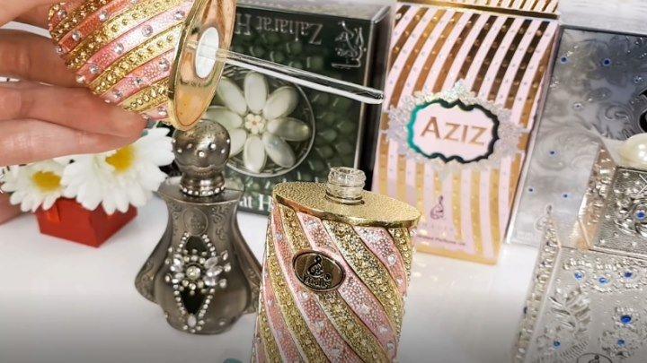 Улётные арабские ароматы в нашем обзоре. Оригинальные масляные стойкие духи