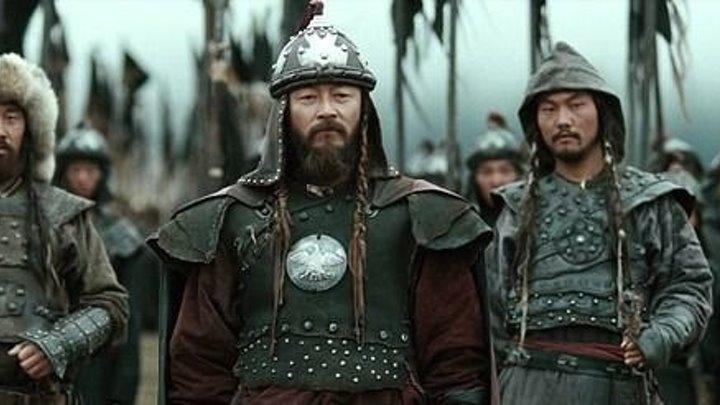 """Фильм """"Монгол """" Драма , Приключения , Военный 2007"""