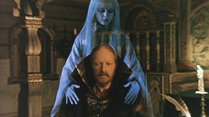 Ледяная внучка 1980 СССР Сказка детский фильм, фэнтези