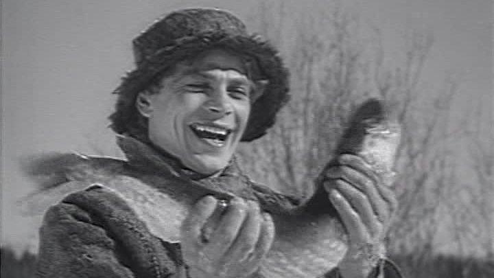 По щучьему веленью 1938 СССР сказка
