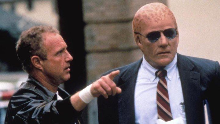 1 Чужая нация: Нация пришельцев (1989) фантастика, боевик