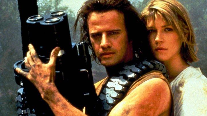 Крепость 1992 фантастика, боевик, триллер