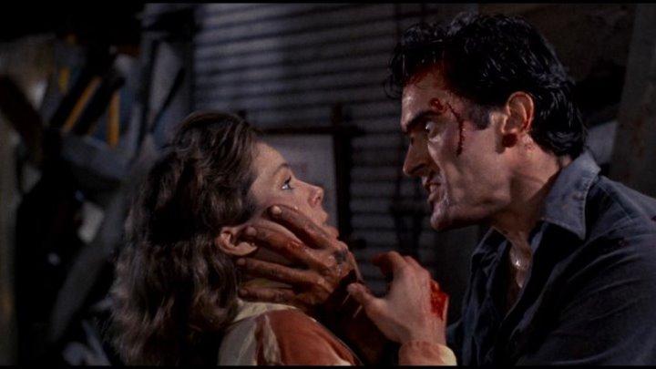 Зловещие мертвецы 1981 ужасы