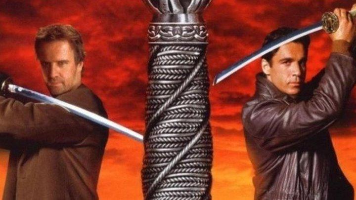 Горец 4: Конец игры (2000) фантастика, фэнтези, боевик, приключения