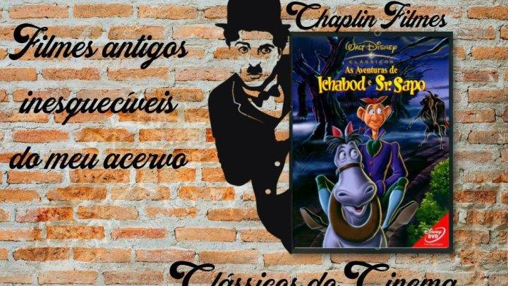 As Aventuras De Ichabod E Sr. Sapo [1949] dublado