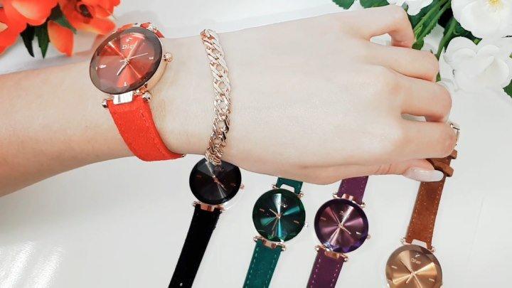 Какая прелесть! Шикарные часы и браслеты в обзоре для вас. Все в восторге от качества. Приятного просмотра!