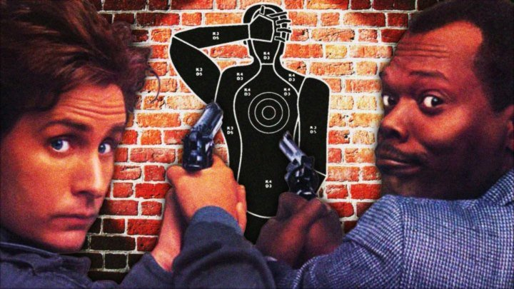 Заряженное оружие 1993 боевик, комедия