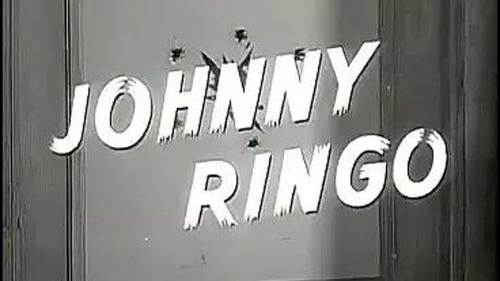 JOHNY RINGO MANIA DE MATAR - DUBLAGEM ORIGINAL