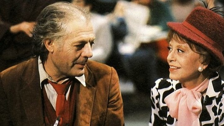 """""""Джинджер и Фред"""" (Италия,1985) Советский дубляж"""
