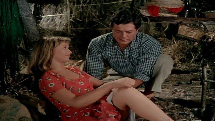 Дни любви (Франция, Италия 1954) 16+ Комедийная драма