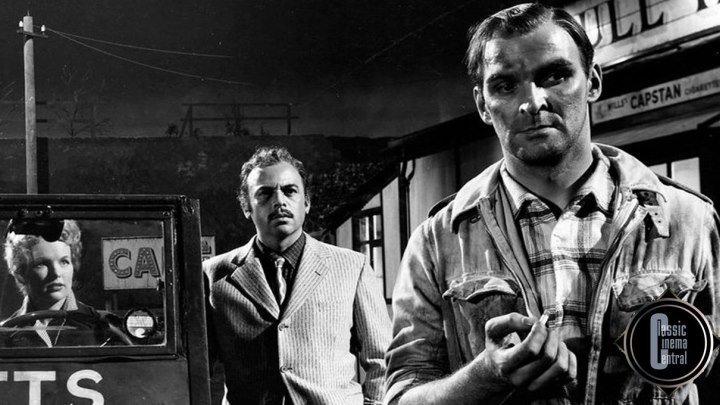 Hell Drivers (1957) Stanley Baker, Herbert Lom, Peggy Cummins, Patrick McGoohan, Sean Connery