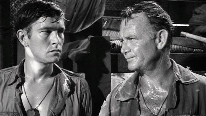 King Rat 1965 with John Mills, George Segal and James Fox