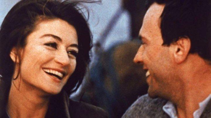 """х/ф """"Мужчина и Женщина"""" (Франция,1966) Советский дубляж"""