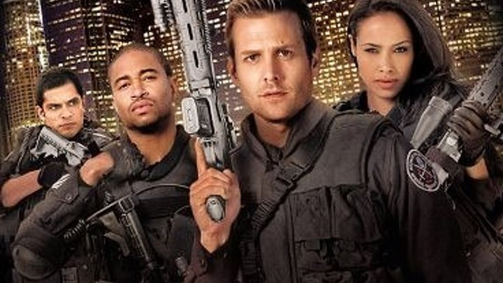S.W.A.T: Перестрелка HD(2011) боевик, криминал