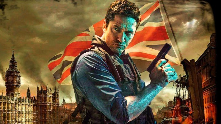 Падение Лондона ⁄ London has Fallen (2015) смотрите в HD