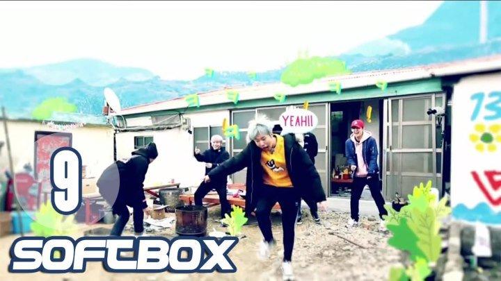 [Озвучка SOFTBOX] Один прекрасный день с SEVENTEEN. 13 робинзонов 09 эпизод