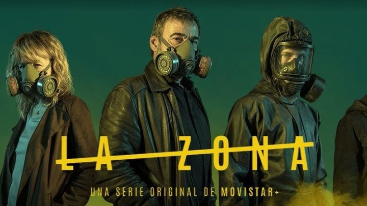 Зона / La zona [Сезон:01 Серия:01 из 08] (2017) триллер, драма, криминал