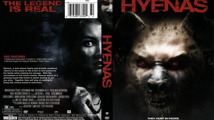 Гиены BDRip.(2011) 1080p.Ужасы