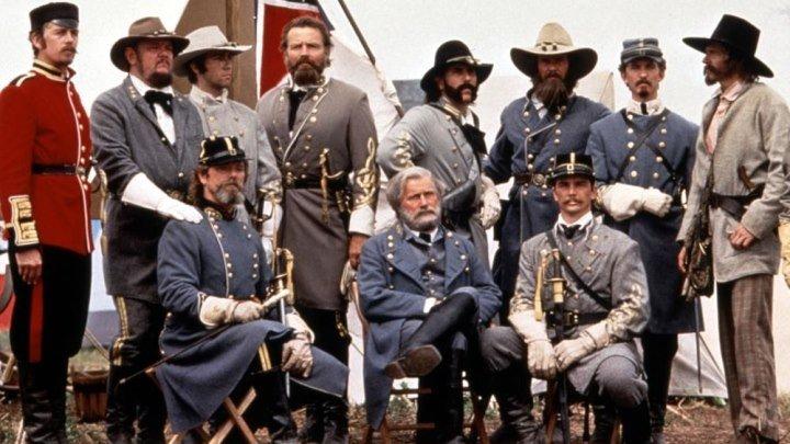 Геттисбург 1993 Военная драма, история