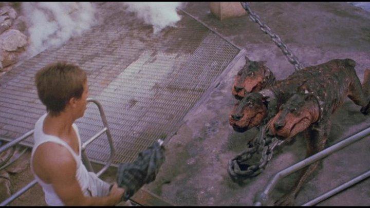 Дорога в ад / Привет с дороги в ад (1991 HD) 18+ Ужасы, Фэнтези, Комедия, Приключения