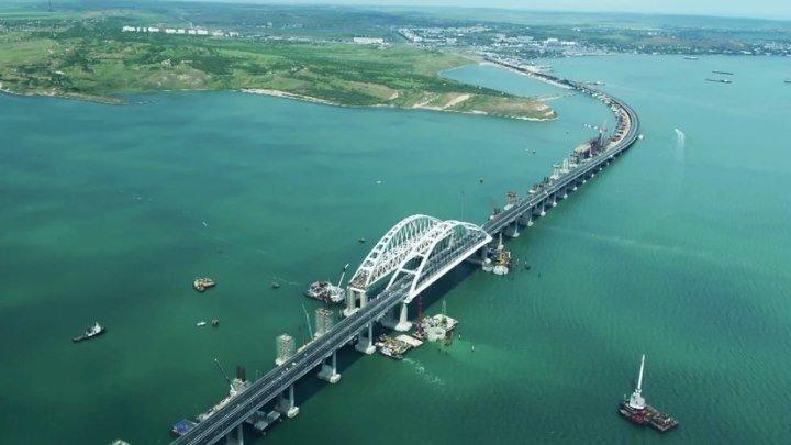 К открытию Крымского моста: факты о стройке века