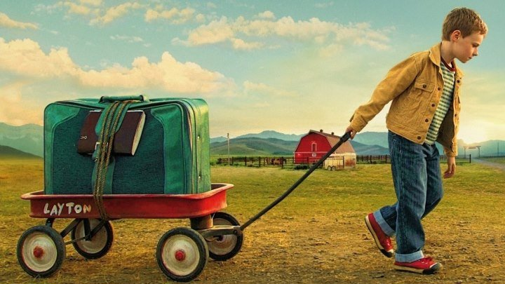 Невероятное путешествие мистера Спивета (The Young and Prodigious T.S. Spivet). 2014. Приключения, драма