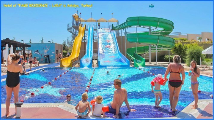 Delphin Imperial, 5 star Hotel Antalya, Turkey
