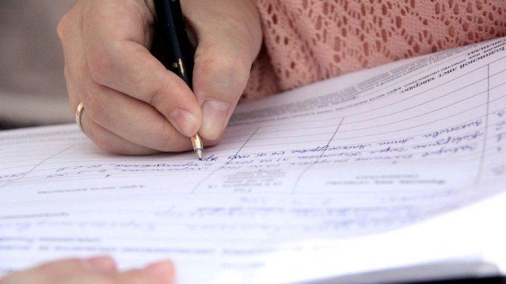 Проверка подписей на самовыдвижение кандидата Колоскова